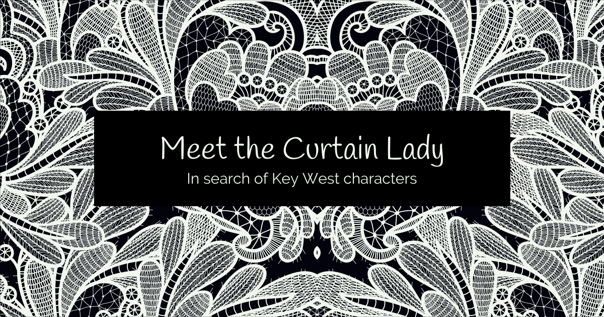 Curtain Lady
