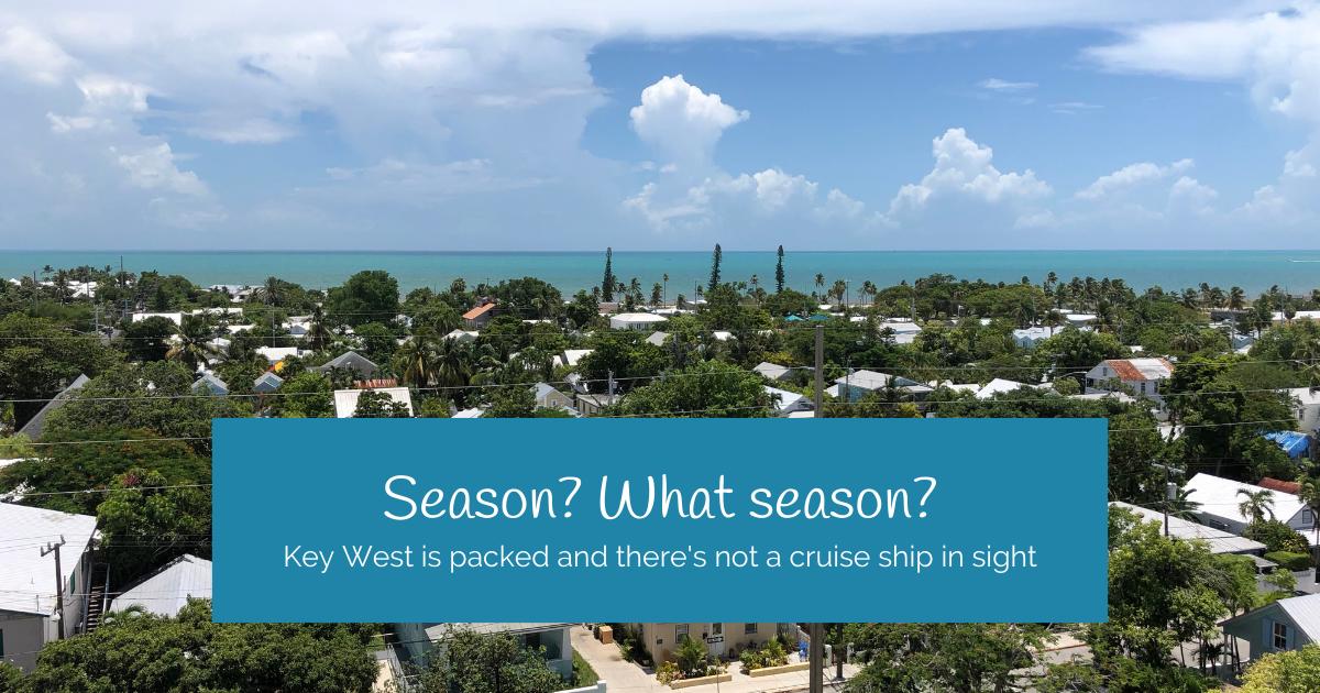 What Key West season