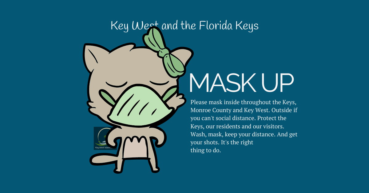 Cat 5 Mask Up
